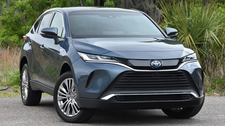 2021 Toyota Venza Review & Test Drive