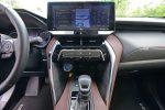 2021 toyota venza hybrid touchscreen