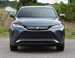 2021 toyota venza hybrid front