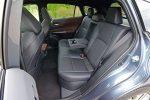 2021 toyota venza hybrid back seats
