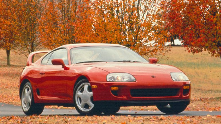 Legendary Lives on in the Passion for a Special 1994 Toyota Supra – An Inspiring Story of Travis Wilson's Project Car at the 2021 Amelia Island Concours d'Elegance