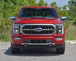 2021 ford f-150 powerboost front