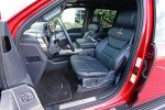 2021 ford f-150 powerboost front seats