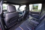 2021 ford f-150 powerboost rear seating