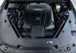 2021 lexus lc 500 convertible v8 engine