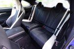 2021 lexus rc f rear seats