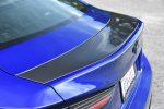 2021 lexus rc f carbon fiber spoiler