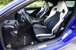 2021 lexus rc f front seats