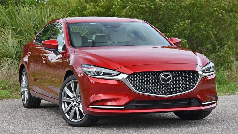 2021 Mazda6 Signature 2.5T Review & Test Drive