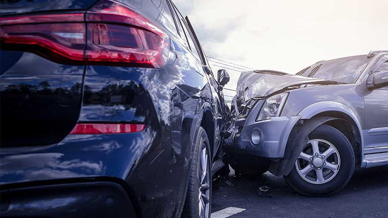 What Happens When You Get in a Car Accident and it's Your Fault?