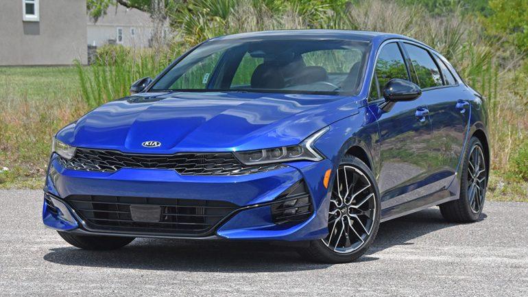 2021 Kia K5 GT Review & Test Drive