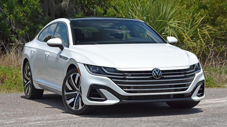 2021 Volkswagen Arteon SEL R-Line Review & Test Drive