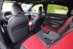 2022 infiniti qx55 sensory rear interior