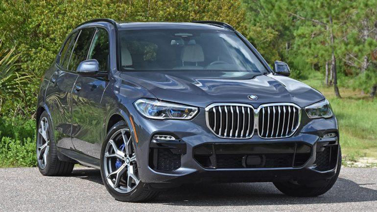 2021 BMW X5 xDrive45e Plug-in Hybrid Review & Test Drive
