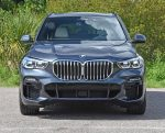 2021 bmw x5 xdrive45e plug-in hybrid front grille