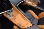 2021 chevrolet corvette stingray c8 convertible shifter
