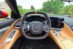 2021 chevrolet corvette stingray c8 convertible steering wheel