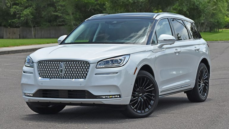 2021 Lincoln Corsair Reserve AWD Review & Test Drive