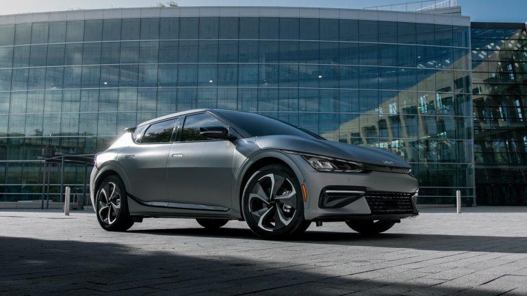 New Car Preview: 2022 Kia EV6 – Kia's Sporty CUV Electric Vehicle