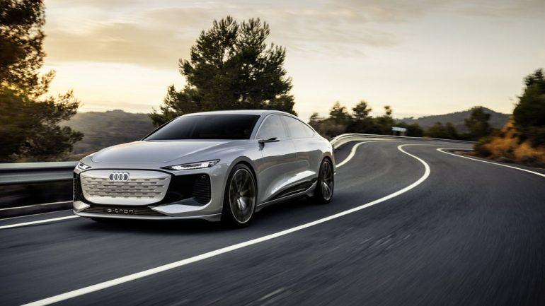 New Car Preview: 2023 Audi A6 E-Tron Concept