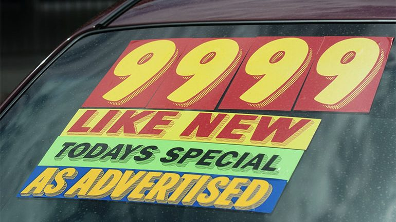 The Post-Pandemic Used Car Price Surge