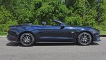 2021 ford mustang convertible ecoboost hpp side