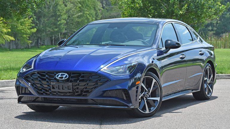 2021 Hyundai Sonata SEL Plus Review & Test Drive