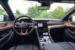 2021 jeep grand cherokee l summit reserve dashboard
