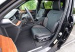 2021 jeep grand cherokee l summit reserve front seats