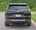 2021 jeep grand cherokee l summit reserve rear