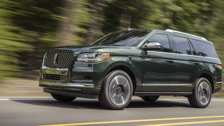 New Car Preview: 2022 Lincoln Navigator