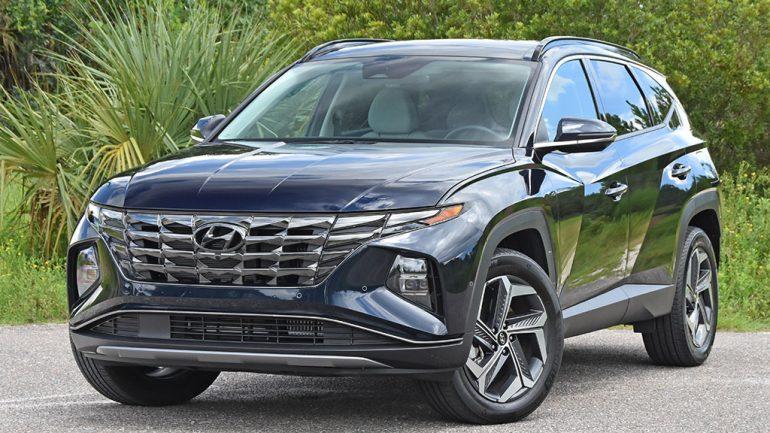 2022 Hyundai Tucson Limited Hybrid Review & Test Drive