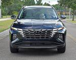 2022 hyundai tucson limited hybrid front