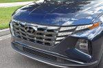 2022 hyundai tucson limited hybrid grille