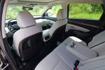 2022 hyundai tucson limited hybrid interior rear