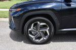 2022 hyundai tucson limited hybrid 19-inch wheels