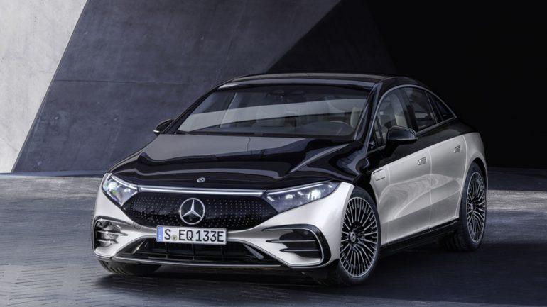 New Car Preview: 2022 Mercedes-Benz EQS EV Sedan