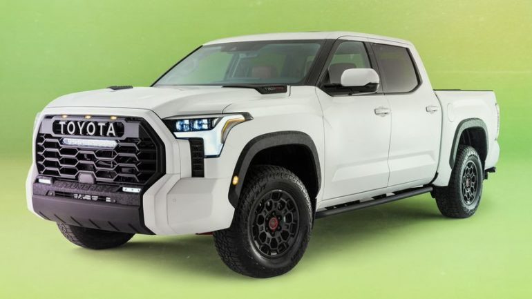 New Car Preview: 2022 Toyota Tundra