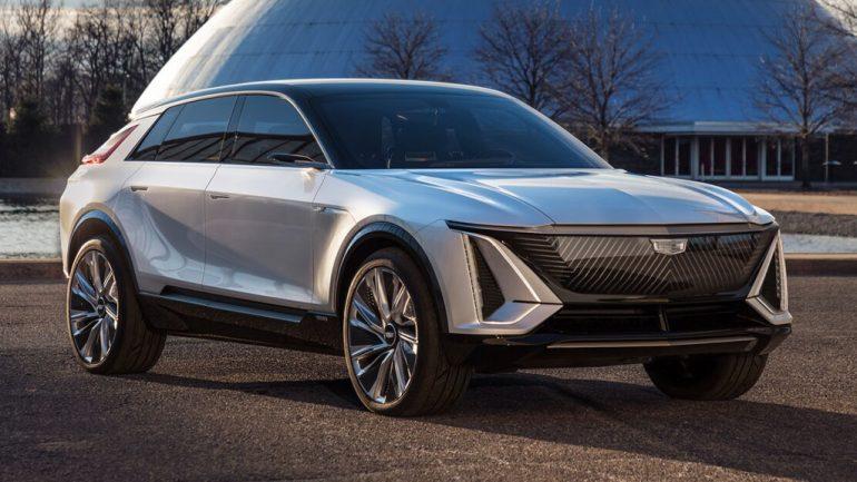 New Car Preview: 2023 Cadillac LYRIQ EV