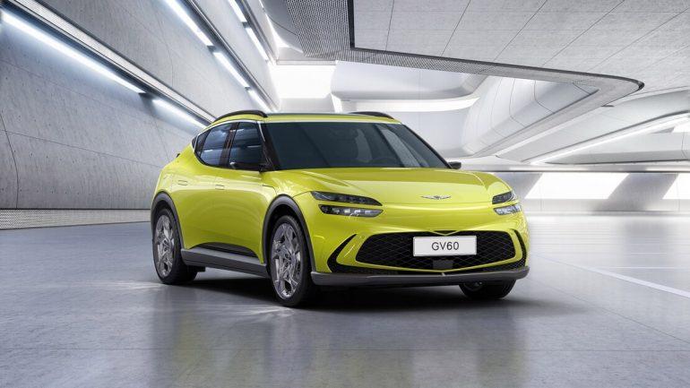 New Car Preview: Genesis GV60 EV