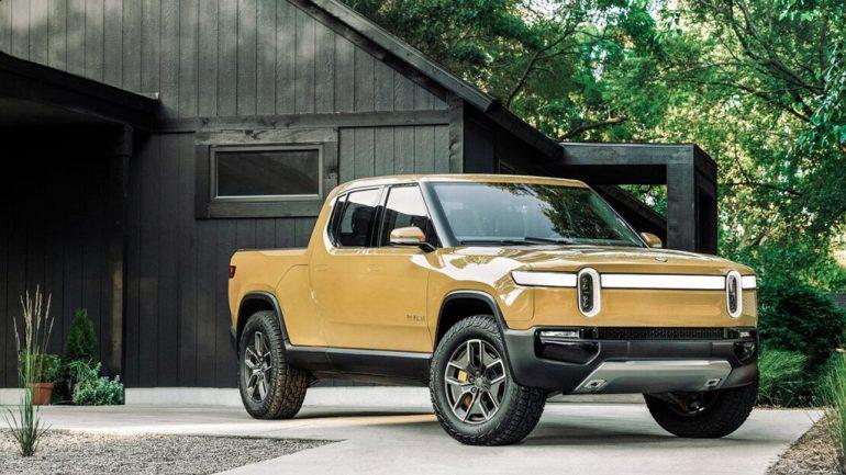 New Car Preview: 2022 Rivian R1T EV Pickup Truck