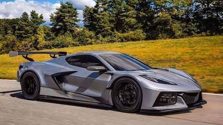 New Car Preview: 2023 Chevrolet Corvette Z06 (C8)