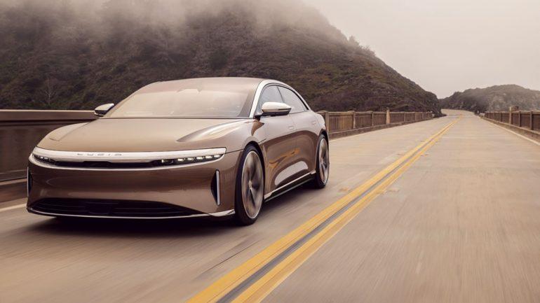 New Car Preview: 2022 Lucid Air Dream Edition R