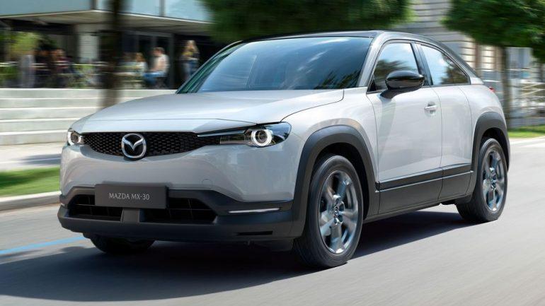New Car Preview: 2022 Mazda MX-30 EV