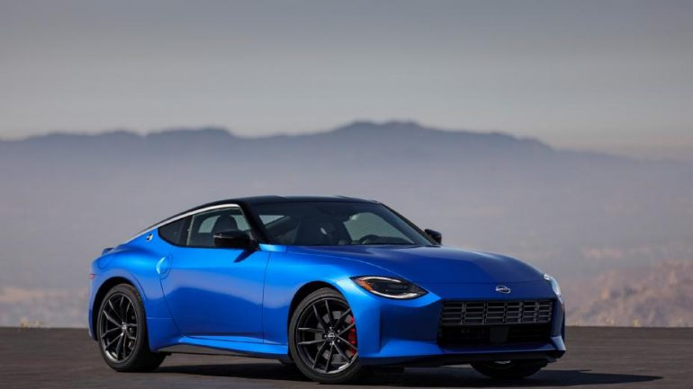 New Car Preview: 2023 Nissan Z