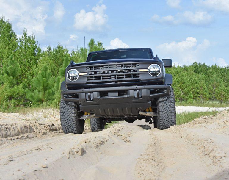 2021 ford bronco sasquatch off-road