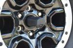 2021 ford bronco sasquatch spare tire