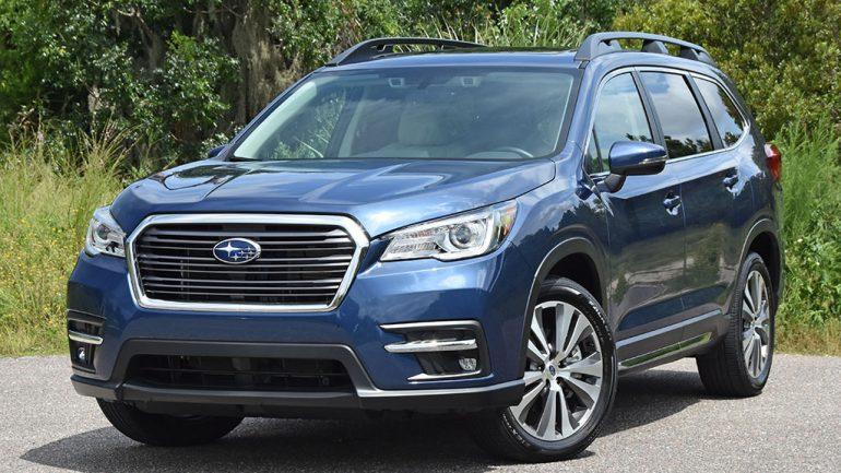 2021 Subaru Ascent Limited Review & Test Drive