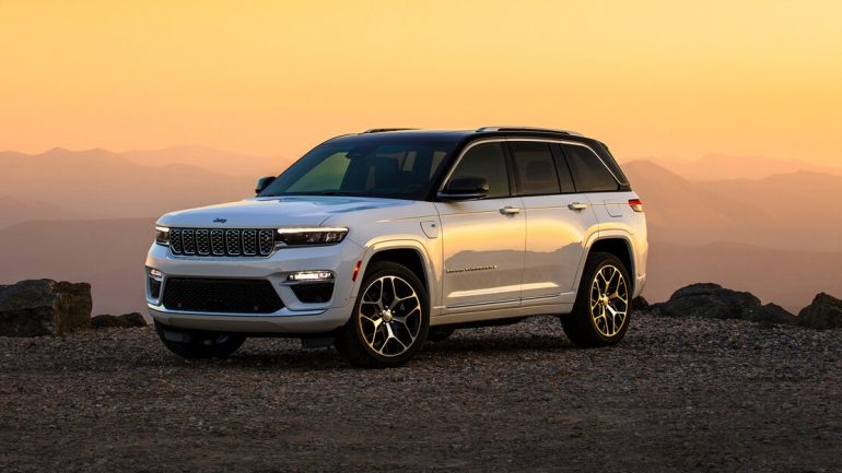New Car Preview: 2022 Jeep Grand Cherokee