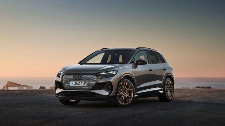 New Car Preview: 2022 Audi Q4 e-tron EV